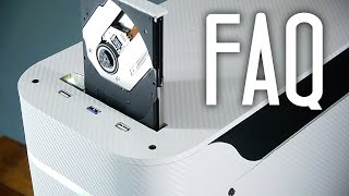 Designing your own PC Case - FAQ