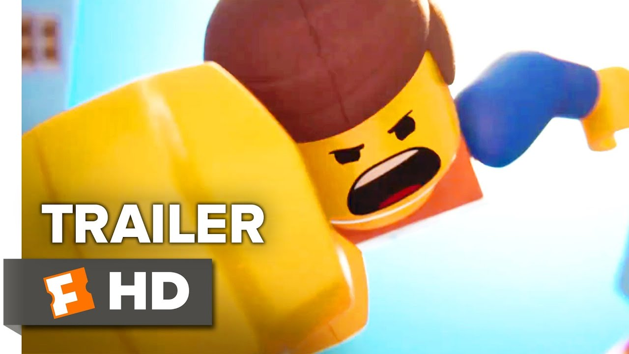 The LEGO Movie 2: The Second Part Trailer (2019) | 'Space' | Movieclips Trailers