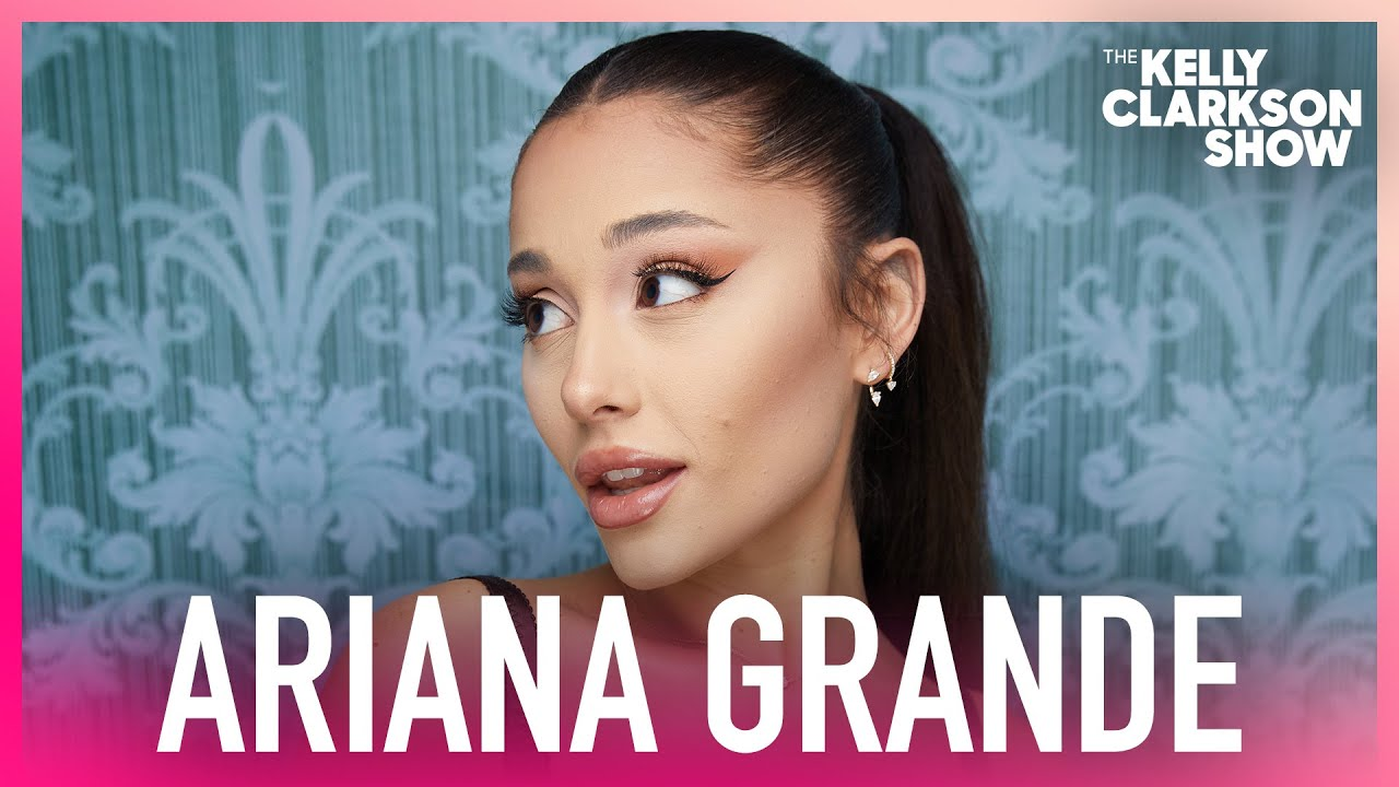 Ariana Grande Talks Demi Lovato Collab And Duet With Kelly