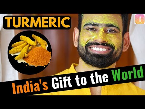 TURMERIC -  The Most Versatile Spice of India