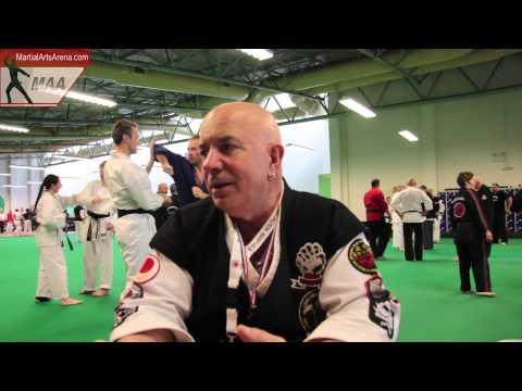 Stuart Hicken Interview at Gathering of World Grandmasters 2013
