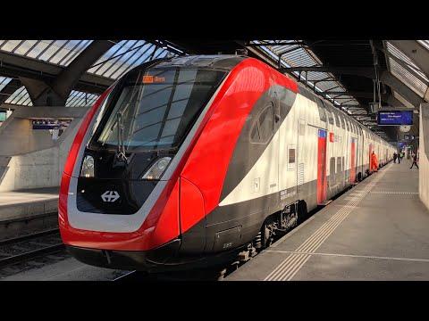 [FR/DE/EN/IT] TWINDEXX SwissExpress RAB(D)e502 (Bombardier) - 2018 - Transports Publics Suisses