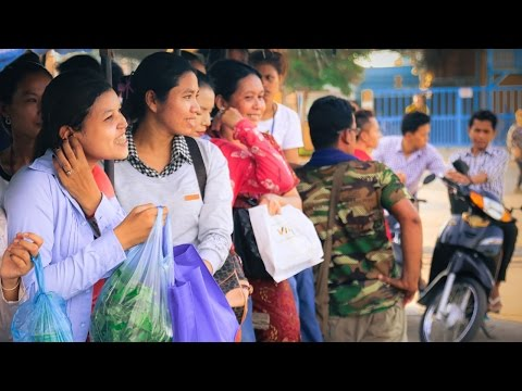 Sophea's story: Reproductive healthcare in Cambodia's garment factories