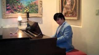 "Nobuyuki Tsujii 辻井伸行 performs ""House of Wind"""