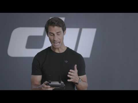DJI - Spark  Tutorials - Updating Firmware