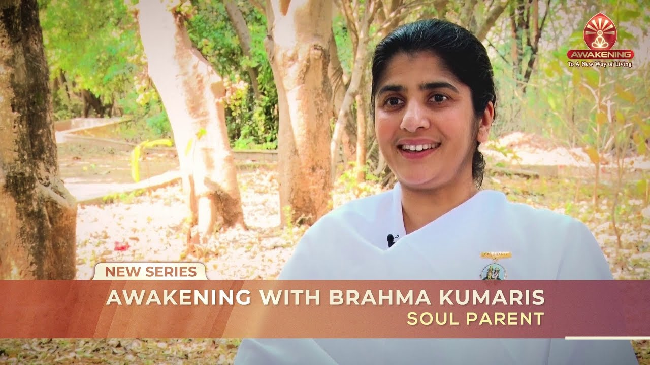 SOUL PARENT: New 'Awakening' Series by BK Shivani and Suresh Oberoi