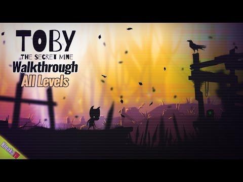 Toby: The Secret Mine - Complete Walkthrough All Levels