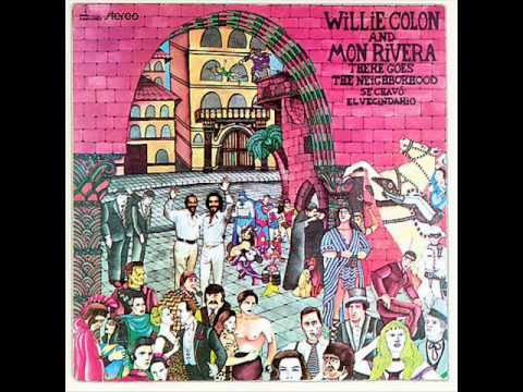 JULIA LEE WILLIE COLON & MON RIVERA