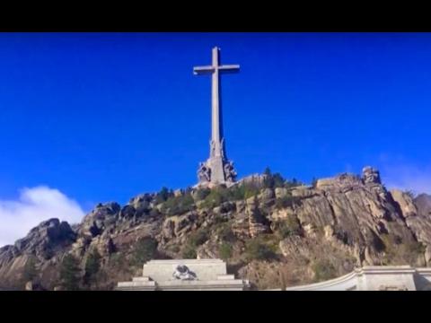 El Valle de Caídos Madrid Spain.   Tatiana Mckeen