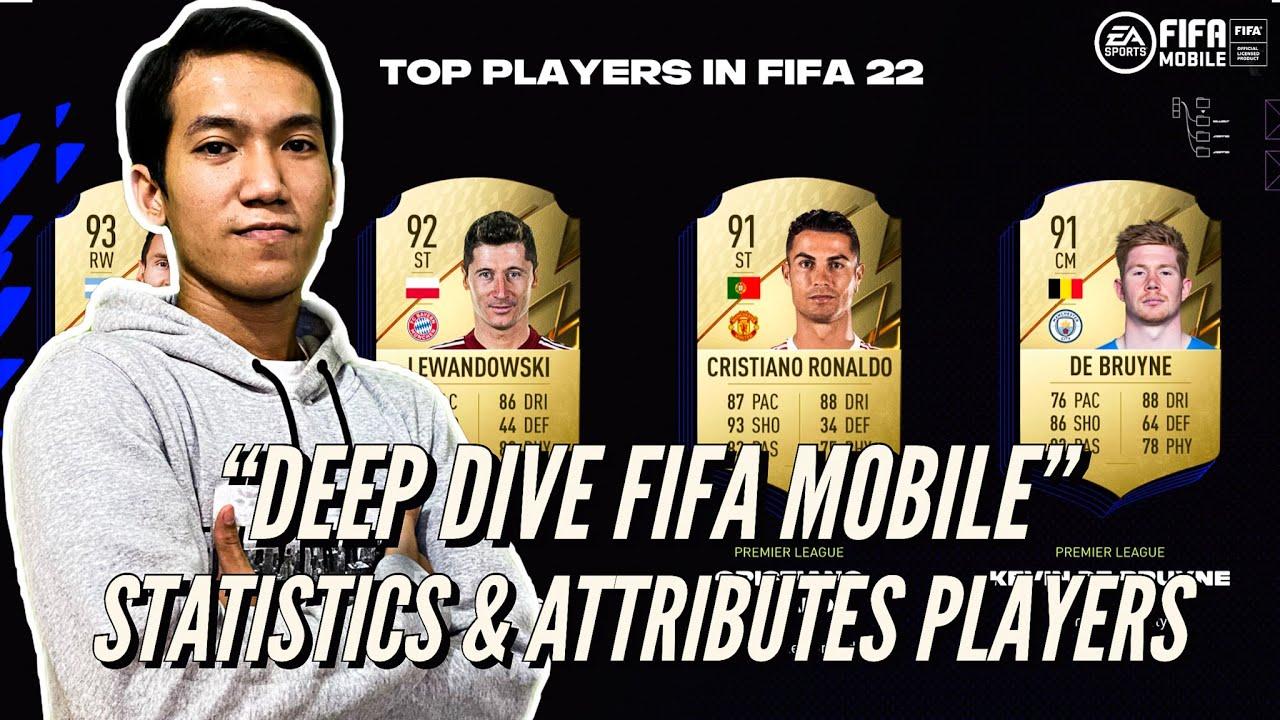 Pentingnya Stats dan Atribut! Berguna Untuk Memilih Pemain Meta! | Deep Dive Fifa Mobile Indonesia