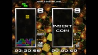 Tetris The Grand Master 2 - The Absolute - Grade 4 Run