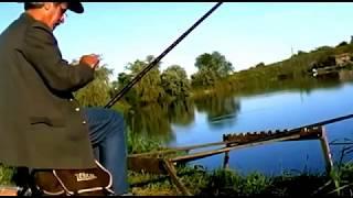 Ловля карася на поплавочную удочку. Поплавочная ловля карася летом. Видео