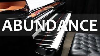 Abundance for Solo Piano by Dirk Ettelt