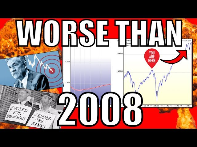 EXACTLY How The Stock Market Is Going To CRASH In 2019-2020