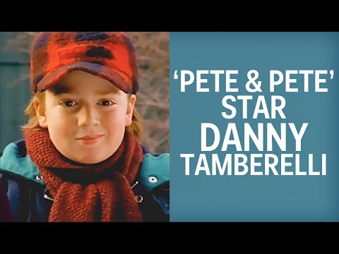 WHERE ARE THEY NOW? Danny Tamberelli