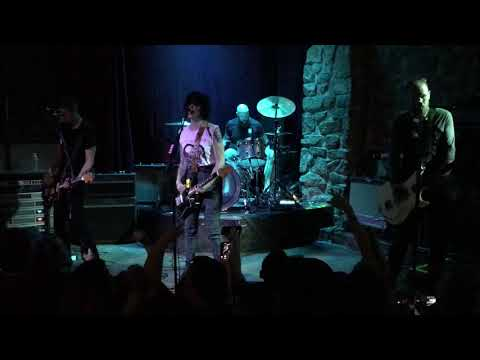 """The Distillers live """"City of Angels"""" @ Lowbrow Palace in El Paso, TX"""