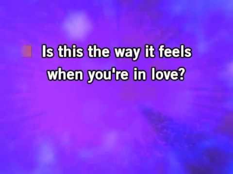 Miley Cyrus   Obsessed KaraokeInstrumental with lyrics on screen