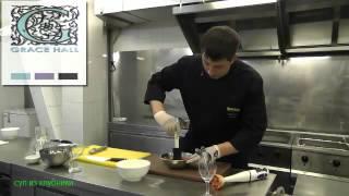 видео Клубничный суп