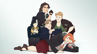 Critical Role and the Club of Misfits (Laura's One-Shot)