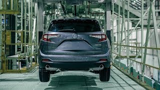 2019 Acura RDX – Production at East Liberty Auto Plant
