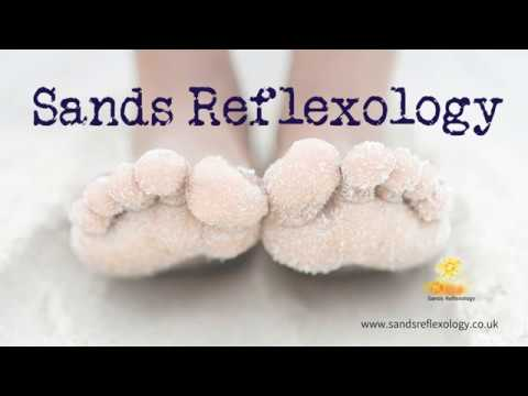 relaxing foot reflexology packages in canary wharf london