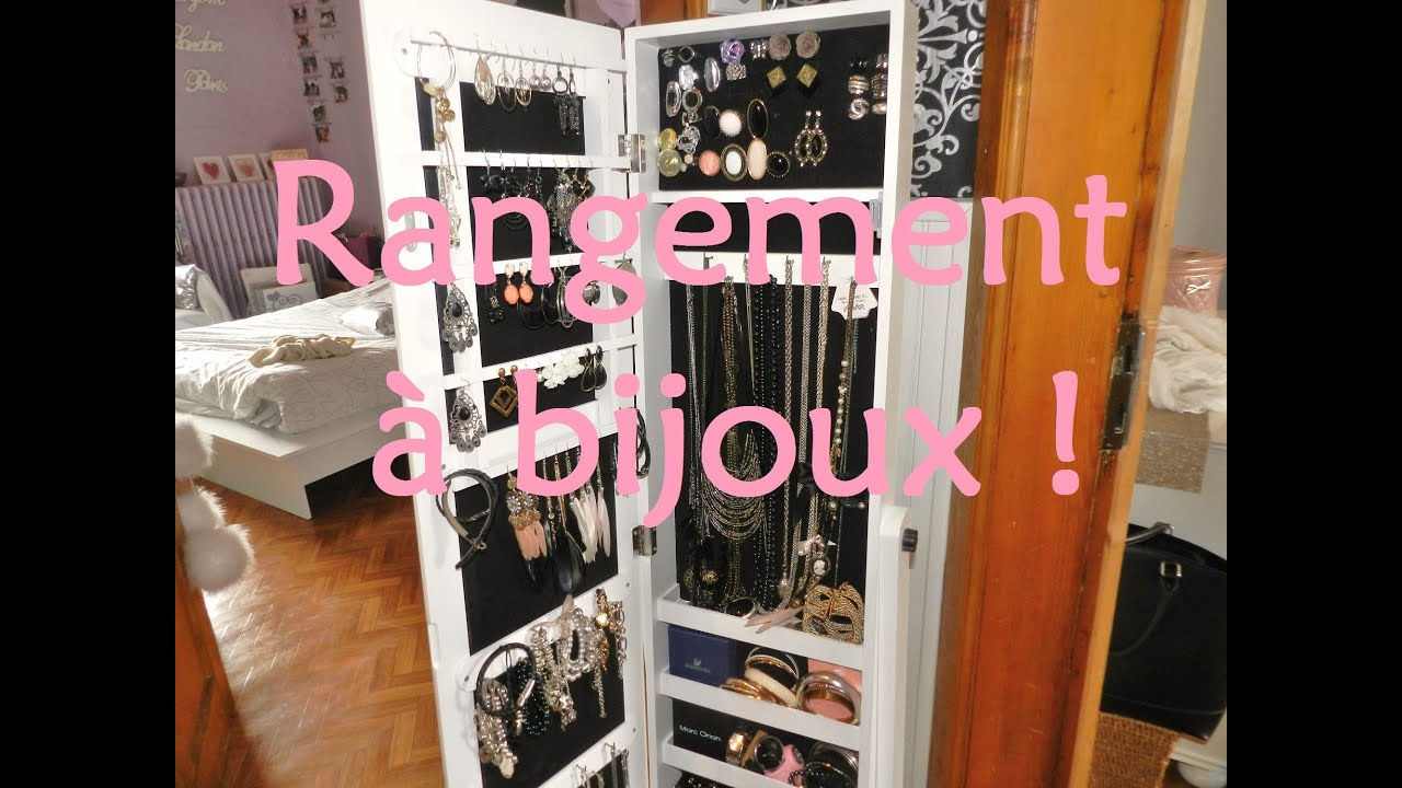 tag 4 mon rangement bijoux youtube. Black Bedroom Furniture Sets. Home Design Ideas