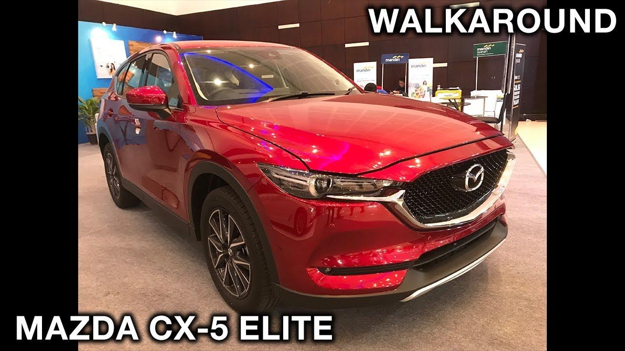 Kelebihan Mazda Cx 5 Elite Harga