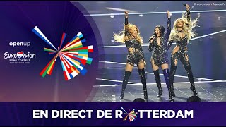 Hurricane 🇷🇸 Serbia - 2nd Rehearsal Eurovision 2021 - Loco Loco