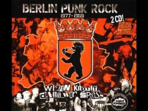 VA - Berlin Punk Rock 77-89 ( FULL )