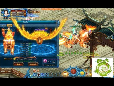 Web Game Private Nhất Huyết | Game Nhập Vai MMORPG |  Free 1.000.000.000 All Tiền
