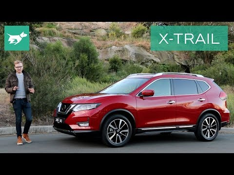 Nissan X-Trail 2018 Review (aka Nissan Rogue)