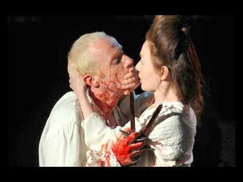Macbeth escena IV V VI y VII