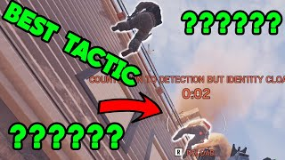 AMAZING Play you NEED to try - Rainbow Six Siege Gameplay