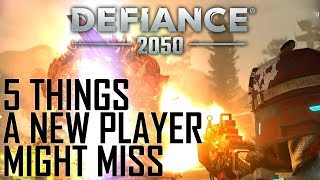 Defiance 2050: 5 Things a New Player Might Miss