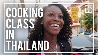 connectYoutube - COOKING CLASS IN THAILAND| THAILAND VLOG