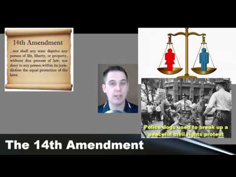 #014 Government Unit 3: Civil Rights and Liberties