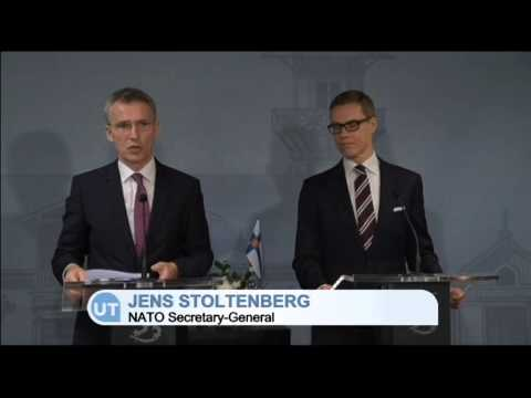 Finnish PM Stubb: Finland may consider NATO membership over next four years