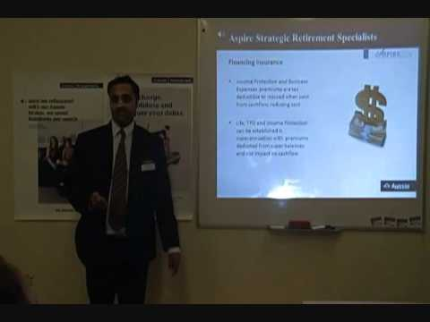Aussie Seminar 2011:Refinance for Consolidation of Debts or Renovations - Part 1