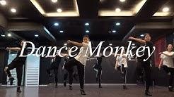 Tones And I-Dance Monkey Choreography by WonHye Kim