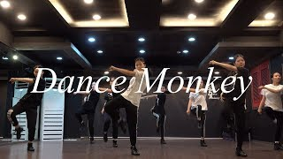 Tones And I-Dance Monkey Choreography by WonHye Kim