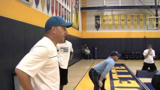 Marquette Basketball: Revealed - Part 1: Boot Camp