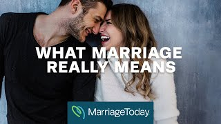 What Marriage Really Means | Jimmy and Karen Evans