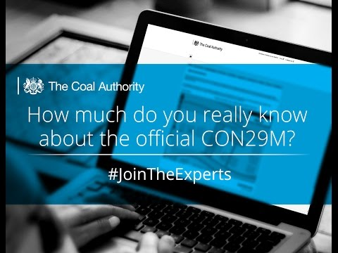 Webinar: How much do you really know about the official CON29M ?