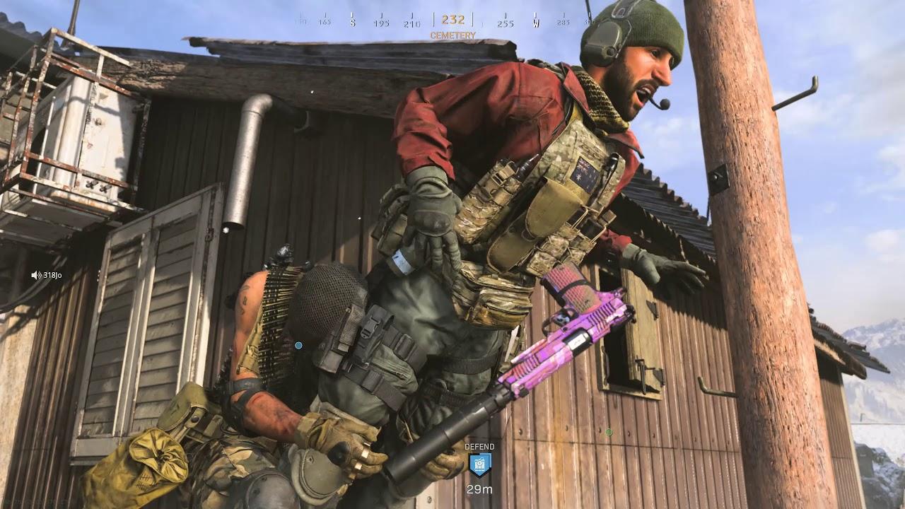 Cod Modern Warfare: Mara in 2020   Modern warfare, Mara