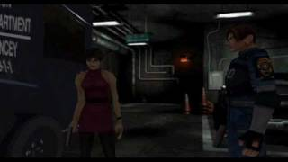 Let's Play Resident Evil 2 (Leon B) Pt.15: La Femme Nikita