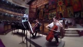 Recital de Violoncellos y Piano - Bloque 2