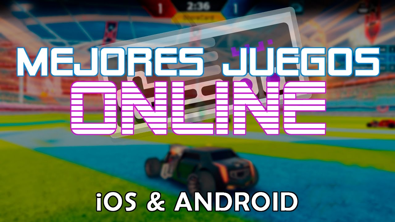 Los Mejores Juegos Multijugador Para Ios Y Android Gratis Youtube