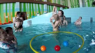 🙌 Занятия грудничкового👶 и раннего плавания🏊🌊Аквапарк Атолл 🌅 Кстово✌ Нижний Новгород