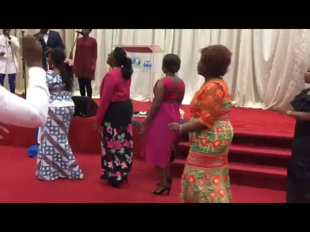Rev John Owusu Agyeman - Anointing Service