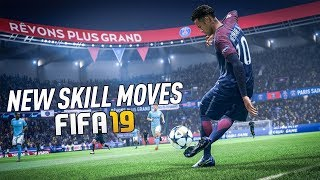 FIFA 19  ALL NEW SKILLS TUTORIAL PS4 XBOX ONE